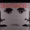 Dead Ringers DSS WS Criterion #305 Rare LaserDisc Boxset Irons Drama