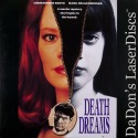Death Dreams Rare LaserDisc Reeve Helgenberger TV Mystery