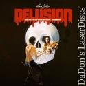 Delusion Rare LaserDisc Pearcy Dukakis Cotten Murder Thriller