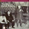 The Devil and Daniel Webster Criterion #126 LaserDisc Drama