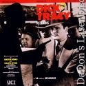 Dick Tracy Returns Rare TV LaserDisc Box Byrd Comic Noir Detective Drama TV Show