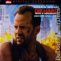 Die Hard With a Vengeance DTS LaserDisc WS NEW Rare LD Willis Jackson Action