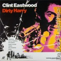 Dirty Harry AC-3 WS Rare NEW LaserDisc Eastwood Action