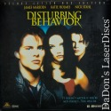 Disturbing Behavior AC-3 WS Rare LaserDisc Marsden Holmes Horror