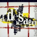 Dodes' Ka-Den WS Criterion LaserDisc #291 Zushi Tokyo Shantytown Drama Foreign