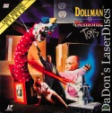 Dollman vs. Demonic Toys NEW Full Moon LaserDisc Cult Sci-Fi