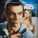Dr. No THX WS Rare LaserDisc 007 James Bond Connery Andress Spy *CLEARANCE*