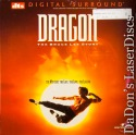Dragon The Bruce Lee Story DTS WS Mega-Rare LaserDisc Drama