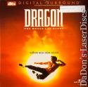 Dragon The Bruce Lee Story DTS WS Rare NEW LaserDisc Documentary