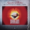 Dragon The Bruce Lee Story DSS WS Rare Signature LaserDisc Documentary