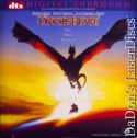 DragonHeart DTS THX WS Rare LaserDisc Connery Quaid Thewlis Fantasy