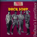 Duck Soup 1933 Encore LaserDisc Marx Brothers Comedy