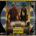 Dudes Rare LaserDisc Ackerman Fitzgerald Escalante Action