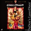 Enter the Dragon AC-3 WS Rare LaserDisc 25th Annual Bruce Lee Action *CLEARANCE*