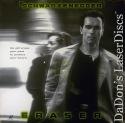 Eraser Widescreen LaserDisc Arnold Schwarzenegger Witness Protection Action Thriller