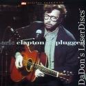 Eric Clapton Unplugged DTS Rare LaserDisc Music Concert