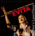 Evita AC-3 THX WS NEW Criterion #337 LaserDisc Boxset Musical