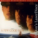 A Few Good Men DSS WS NEW LaserDisc Cruise Nicholson Drama