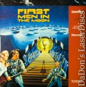 First Men in the Moon Widescreen PSE Pioneer Special Edition LaserDisc Sci-Fi