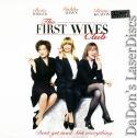 The First Wives Club AC-3 WS NEW LaserDisc Midler Hawn Keaton Comedy