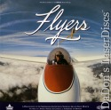 Flyers IMAX Dolby Surround CAV Rare LaserDisc Stunt Flying Documentary