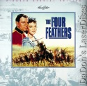 The Four Feathers PSE Pioneer Special Edition NEW LaserDisc
