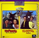 Francis The Talking Mule / Francis Goes to the Races NEW Encore LaserDisc Comedy