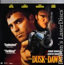 From Dusk Till Dawn AC-3 WS Directors Ed NEW LaserDisc Horror