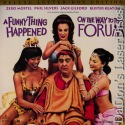 A Funny Thing Happened On Way to the Forum LaserDisc WS *CLEARANCE*