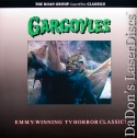 Gargoyles TV Movie Roan NEW Rare LaserDisc Horror