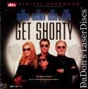 Get Shorty DTS LaserDisc WideScreen Rare NEW John Travolta Danny De Vito Comedy