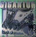Gigantor 30th Anniversary Vol 2 NEW LaserDisc Anime