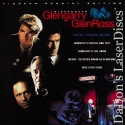 Glengarry GlenRoss LaserDisc WS Pioneer Special Edition