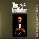 The Godfather AC-3 RM THX WS NEW LaserDisc Pacino Caan Crime Drama