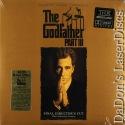 The Godfather Part III AC-3 RM THX Rare LaserDisc Pacino Crime Drama