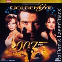 GoldenEye DTS THX WS Rare 007 LaserDisc James Bond Brosnan Spy Action