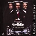 Goodfellas DSS WS Rare LaserDisc De Niro Pesci Liotta Gangster Crime Drama