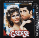 Grease AC-3 THX WS RM 20th Annual Rare NEW LaserDisc Travolta Musical