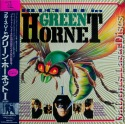 The Green Hornet Vol 1 Japan Only NEW Rare LD LaserDisc Bruce Lee Television