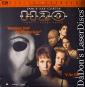 Halloween H20 DTS WS Rare NEW LaserDisc Curtis Arkin Leigh Horror