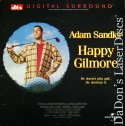 Happy Gilmore DTS WS Rare LaserDisc Sandler Comedy Golf