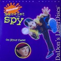 Harriet the Spy AC-3 WS Rare LaserDisc O'Donnell Candid Child Writer Family