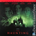 The Haunting AC-3 6.1 Widescreen Rare LaserDiscv Horror