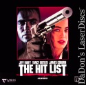 The Hit List DSS LaserDisc Fahey Coburn Butler Fahey Thriller *CLEARANCE*