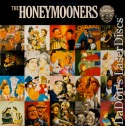 The Honeymooners Volume One LaserDisc Box Set Jackie Gleason Comedy TV Show