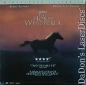 The Horse Whisperer AC-3 WS Rare LaserDisc Redford Thomas Drama
