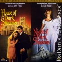 House Of Dark Shadows Night Of Dark Shadows NEW LaserDisc Vampire TV Series Horror