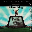 How to Get Ahead in Advertising WS LaserDisc Criterion #340 Comedy *CLEARANCE*