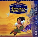 The Hunchback of Notre Dame AC-3 THX WS NEW LaserDisc Disney Animation