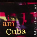 I Am Cuba Criterion #295 Rare NEW LaserDisc Bouise Drama Foreign